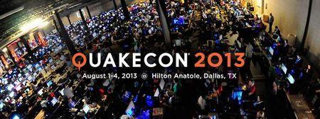 Anunciadas las fechas de la QuakeCon 2013