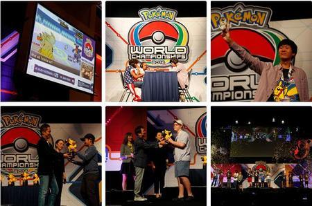 Revive las finales del Pokémon World Championship VG 2014