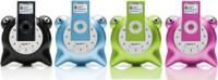 Cygnett GrooveToon, dock-despertador para los iPod Nano