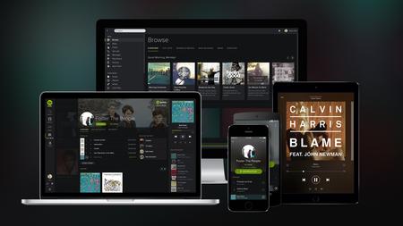 Spotify para Mac se actualiza y ya soporta la Touch Bar de los nuevos MaBook Pro