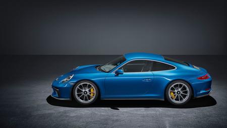 Porsche 911 GT3 Paquete Touring, todo un lobo con piel de cordero de 500 CV