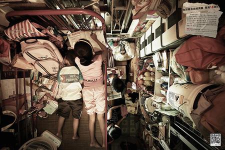 Minipisos en Hong Kong - 2