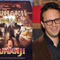 'Jumanji': Jake Kasdan dirigirá el remake