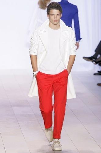 Tommy Hilfiger, Primavera-Verano 2010 en la Semana de la Moda de Nueva York V