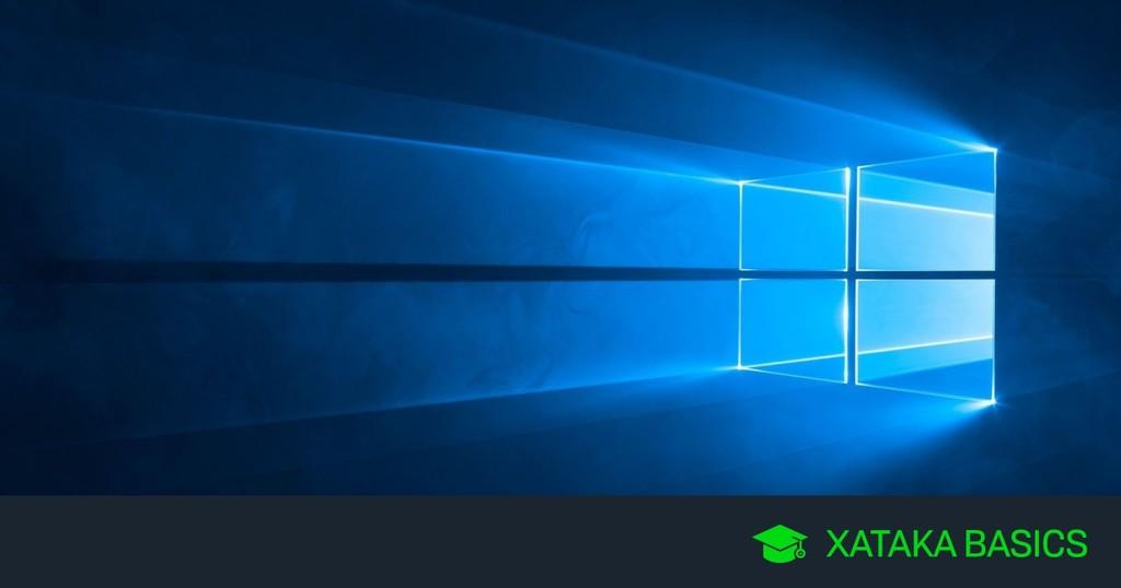 Cómo hacer un reinicio limpio en Windows 10