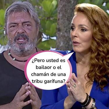 Antonio Canales desmiente (lleno de contradicciones) la versión de Fidel y Rocío Carrasco en 'Supervivientes' y les reta a un cara a cara en televisión