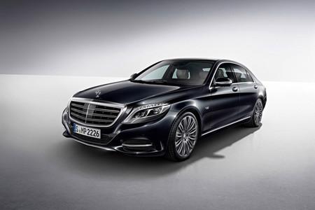 Auto Show de Detroit 2014: Mercedes-Benz S600