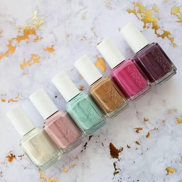 Estos son los colores que Essie propone para nuestras uñas este verano 2018