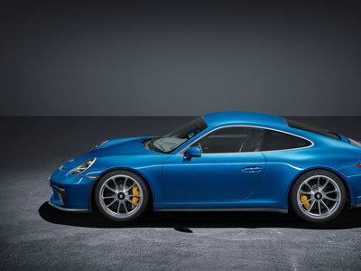 """El Porsche 911 GT3 """"Paquete Touring"""" es una gran forma de frenar la especulación con el 911 R"""