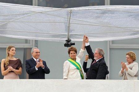 Dilma Rousseff reivindica Internet para todos y el valor sagrado de la Libertad
