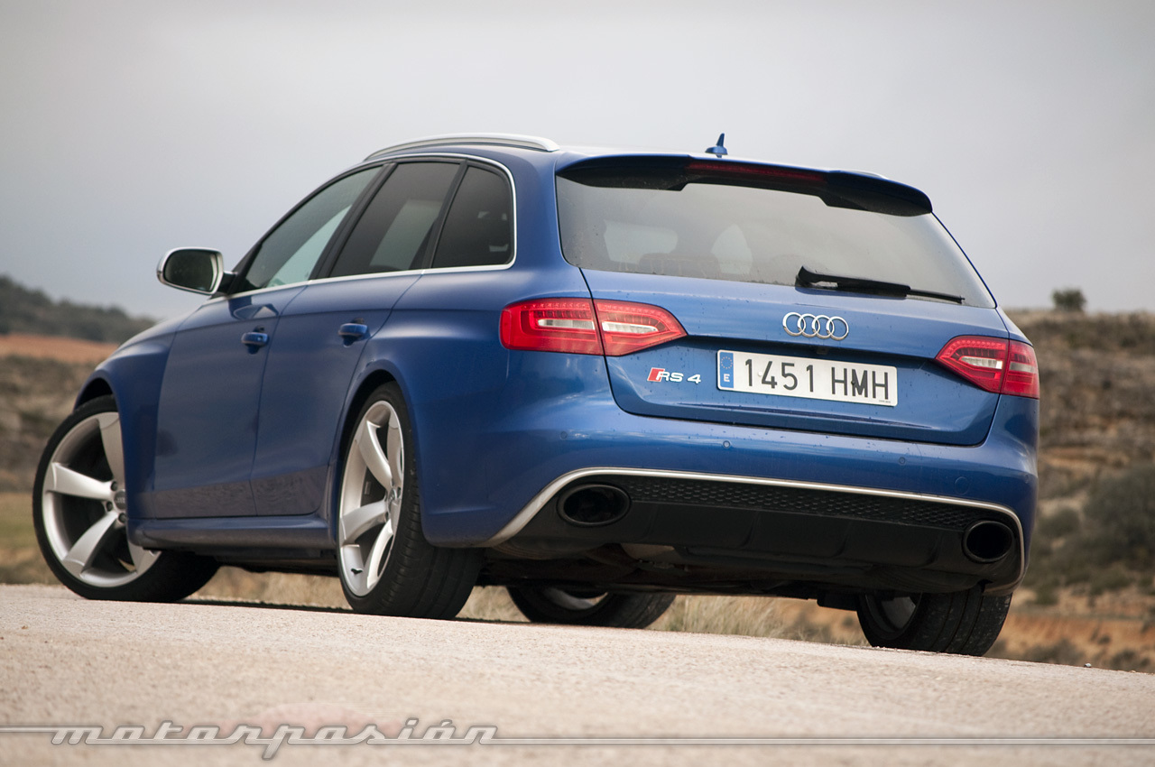 Foto de Audi RS4 Avant (prueba) (12/56)