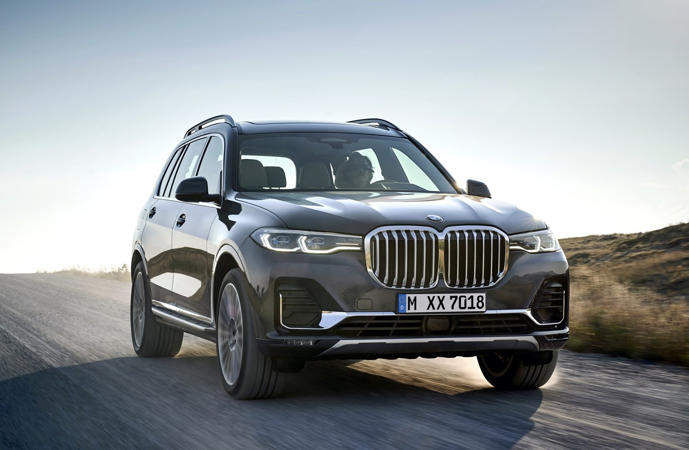 2020 BMW X7 Suv Overview