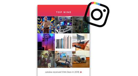 Top Nine 2018: cómo compartir tus mejores fotos del año en Instagram