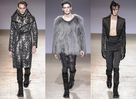 Gareth Pugh, colección Otoño-Invierno 2009/2010