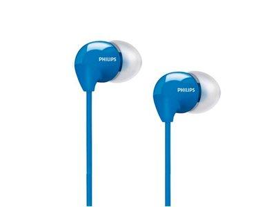 Precio de risa para los auriculares in-ear Philips SHE3590BL/10: 5,97 euros sólo esta noche
