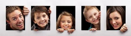 Cómo lograr retratos familiares inolvidables