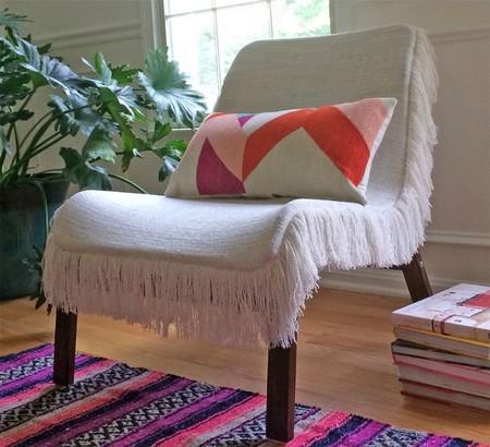 Ikea hack: un irresistible sillón boho-chic por menos de 65 euros