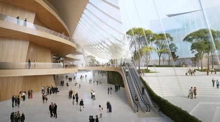 Arquitectura de vanguardia China