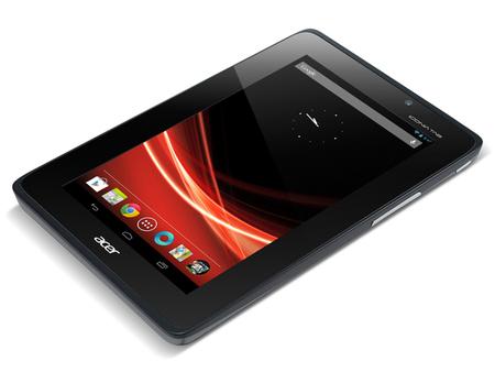 Acer Iconia Tab A110 pantalla