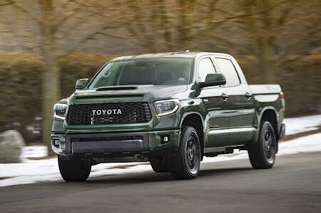 Toyota Tundra 2021 1