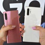 Samsung Galaxy Note 10 y Note 10+, precios y planes con AT&T