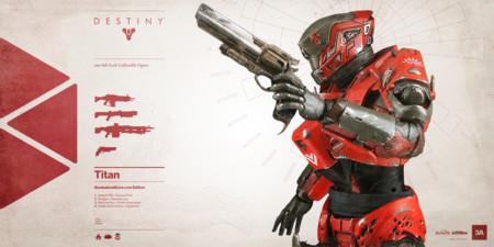 Destiny Titan Figura 6