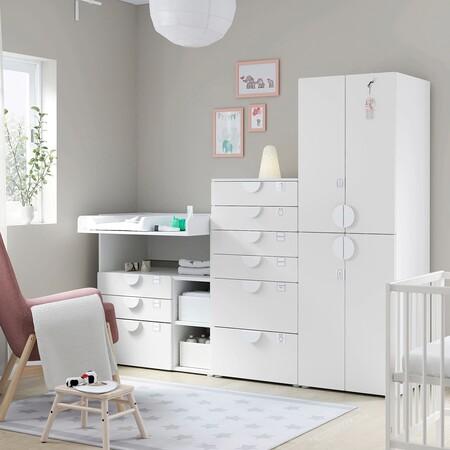 Armario Estanteria Smastad Ikea