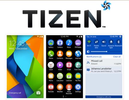 Nuevas imágenes de Tizen 2.3 para terminales asequibles