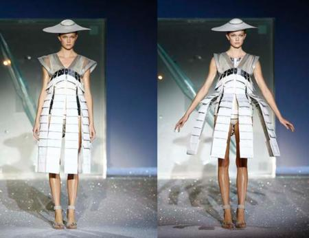 Relacion Tecnologia Y Moda Hussein Chalayan Primavera-Verano 2007 One hundred and eleven
