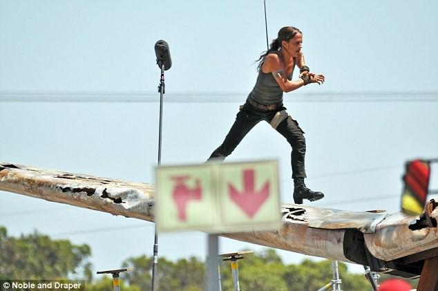 Foto de Alicia Vikander como Lara Croft (3/10)