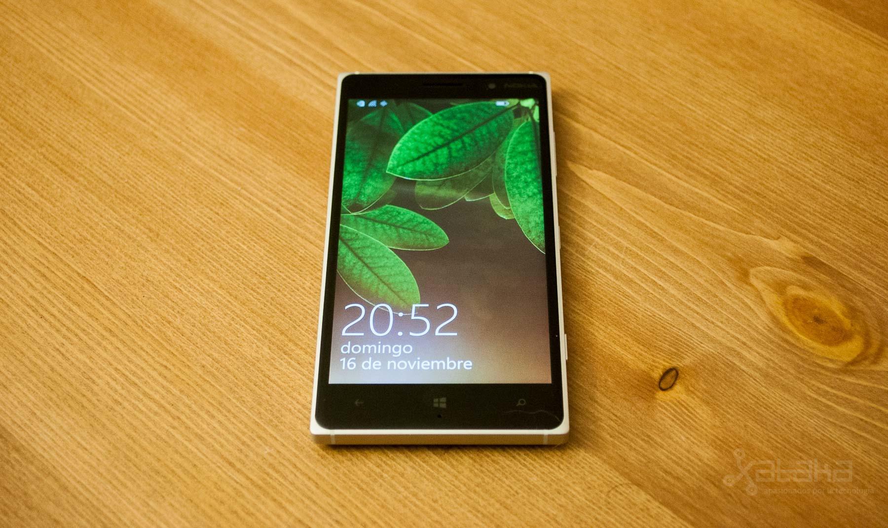Foto de Nokia Lumia 735 y Lumia 830, análisis (17/28)