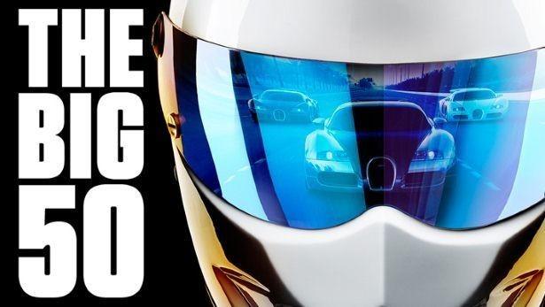Top 50 Top Gear