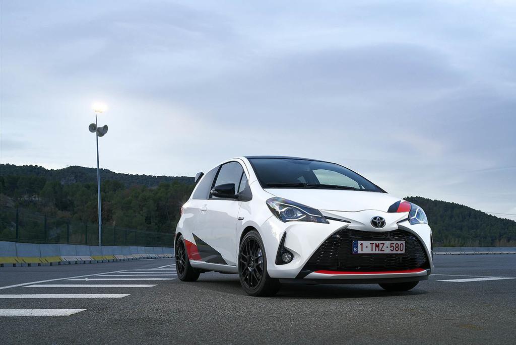 Prueba Toyota Yaris GRMN