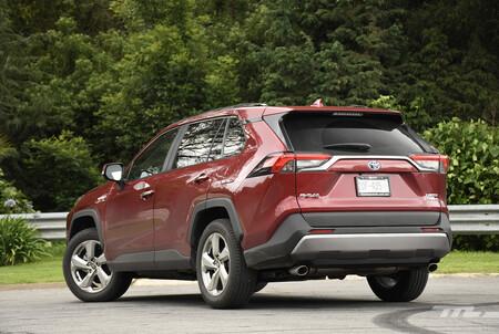 Toyota Rav4 Hybrid 2021 Opiniones Prueba Mexico 5