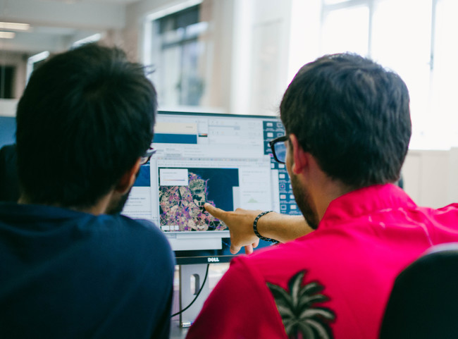 Empresas como Carto, en la imagen, se nutren de programadores surgidos de bootcamps.