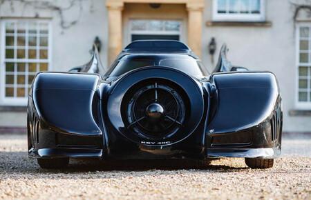 Batmobile réplica películas de Tim Burton, a subasta