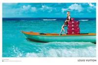 Con la campaña primavera-verano 2015 de Louis Vuitton, ¡ya huele a verano!