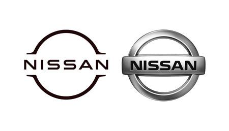 Este podría ser el nuevo logo de Nissan: más minimalista y bidimensional como los estrenados por Volkswagen y BMW
