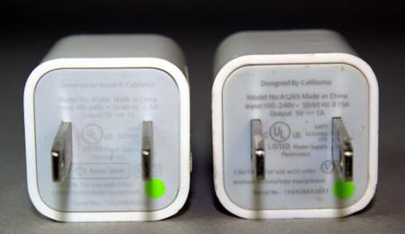 Cargadores Apple 1