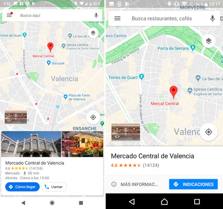 Google Maps Material Theming