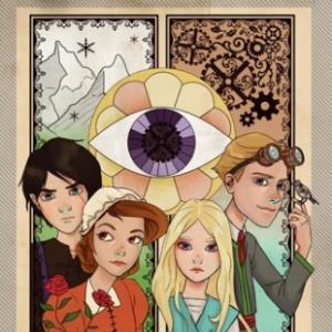 'La calle Andersen': un giro steampunk a los personajes de 'La reina de las nieves'