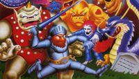 Otro clásico de NES llegará a la eShop de Nintendo 3DS la próxima semana, y nuevamente de Capcom: 'Ghosts 'n Goblins'