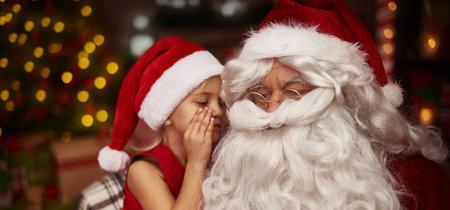 Por qué no hay que obligar a los niños a sentarse en la falda de Papá Noel o los Reyes Magos