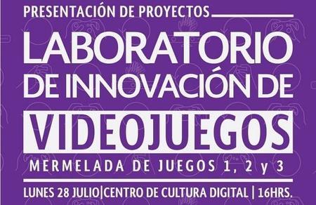 Se presentarán los proyectos que se desarrollaron durante el Laboratorio de Innovación de Videojuegos