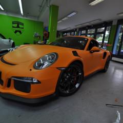 Foto 7 de 12 de la galería porsche-911-gt3-rs-naranja-mate en Motorpasión