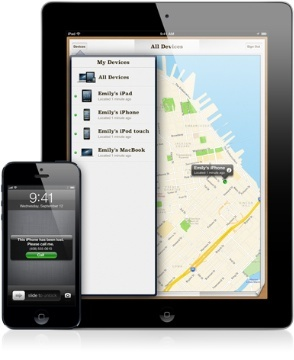 buscar mi iphone apple ipad icloud
