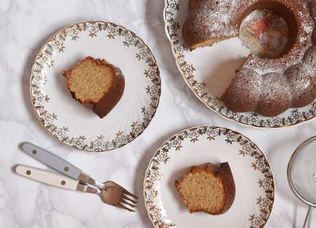 Bundt cake de Almendra