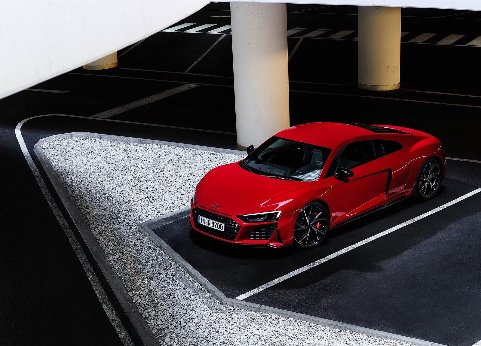Foto de Audi R8 V10 Performance RWD (3/21)
