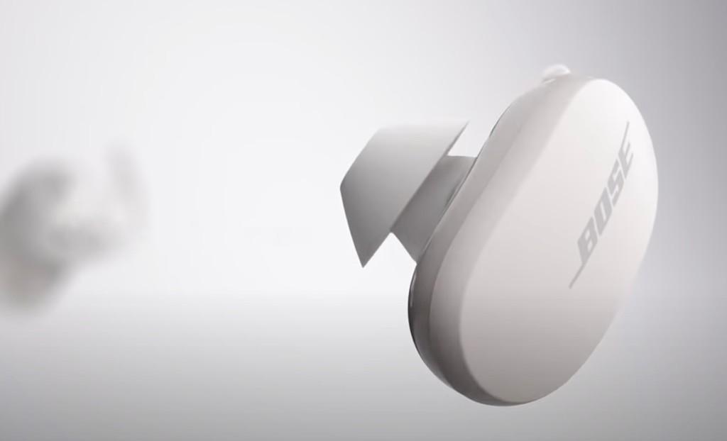 Bose QuietComfort Earbuds se filtran en un vídeo promocional: inalámbricos y con