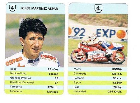 Naipe Jorge Martinez Aspar